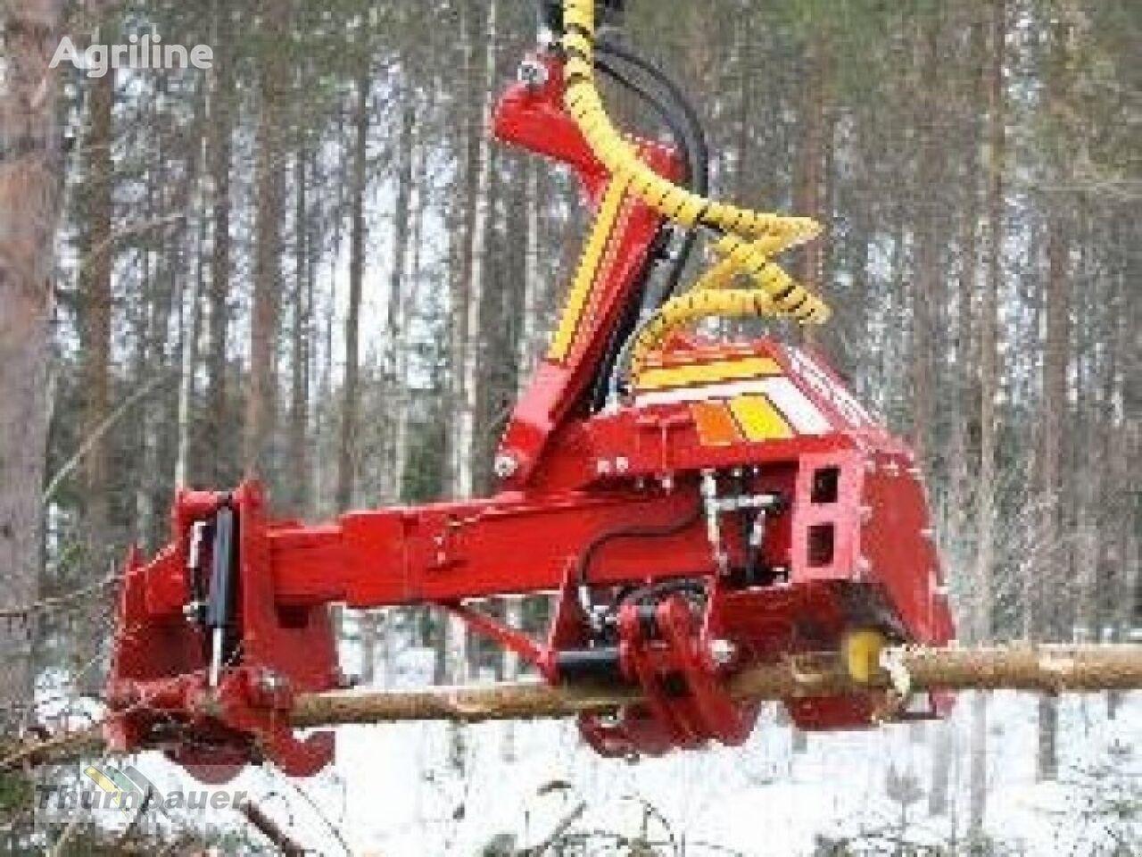 nova drobilica za drvo 160 Schubharvesterkopf