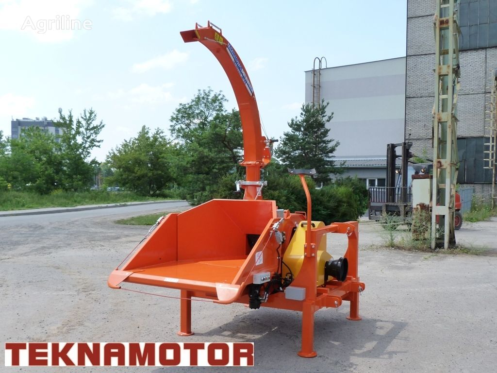 nova drobilica za drvo TEKNAMOTOR Skorpion 280RB