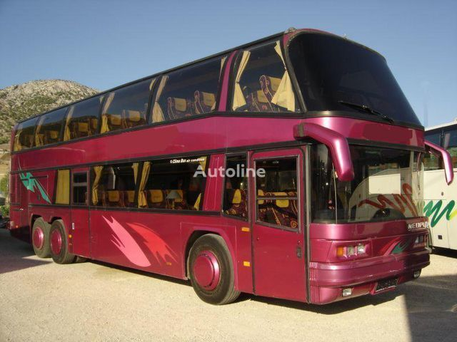 dvospratni autobus NEOPLAN N 122 SKYLINER