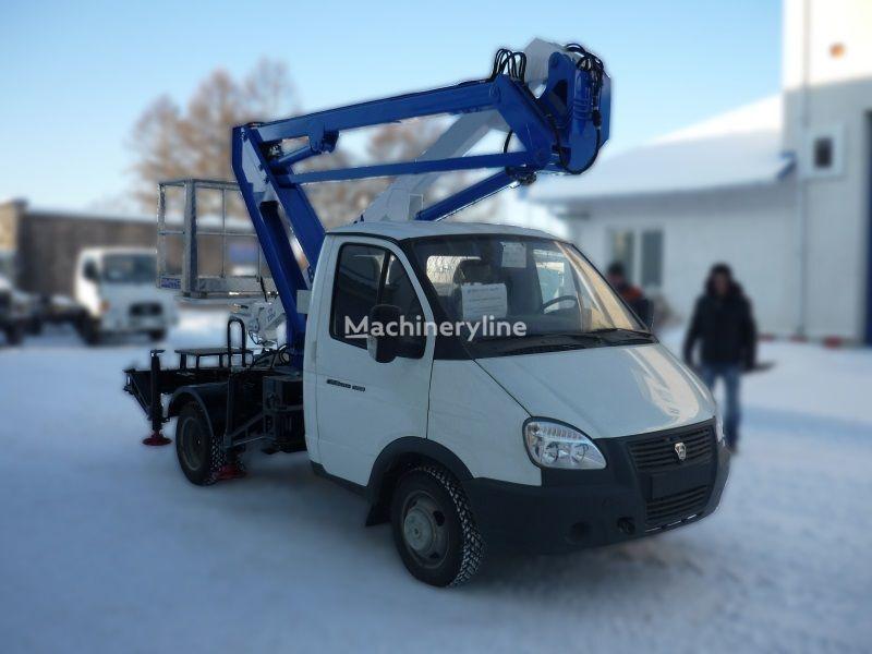 auto dizalica s korpom GAZ VIPO-12-01 na bazovom shassi  GAZ-3302 Gazel