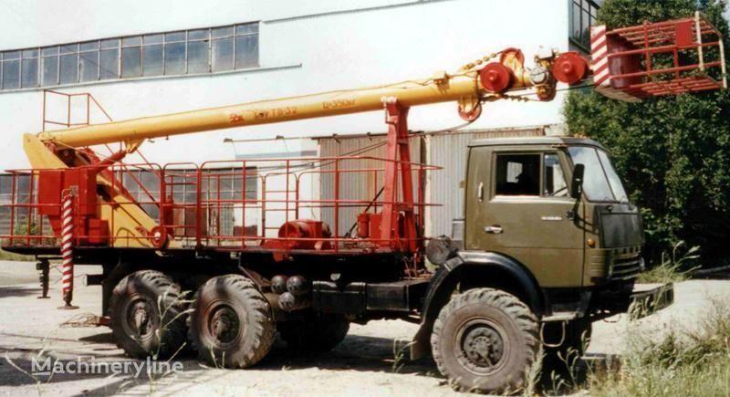 auto dizalica s korpom KAMAZ TV-32