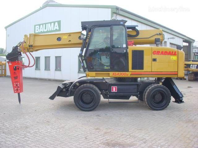 bager točkaš GRADALL XL 4300