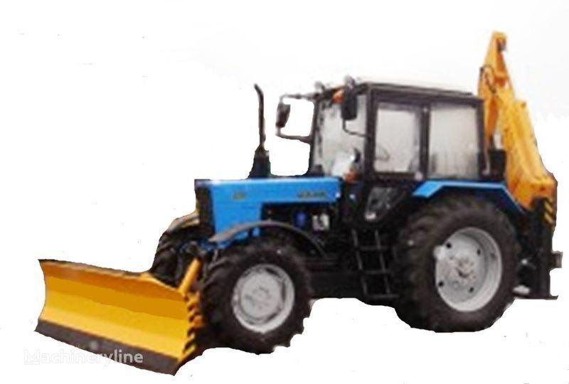 bager-utovarivač MTZ Ekskavator-buldozer BAM-2012