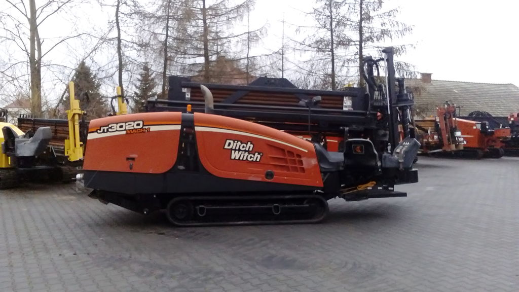 bušaće postrojenje DITCH-WITCH JT3020 Mach1