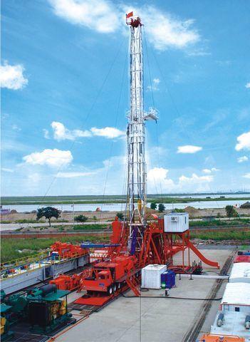 novo bušaće postrojenje ZYT Petroleum ZJ40