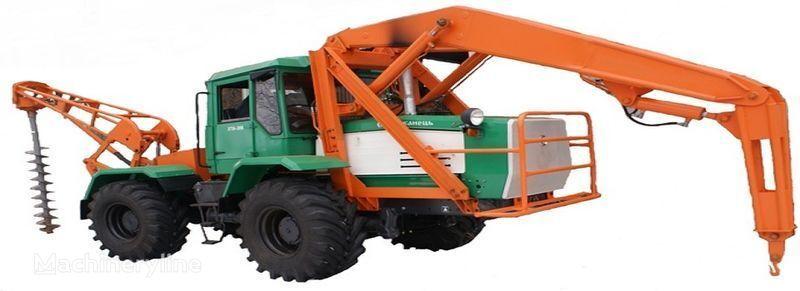 druga građevinska oprema BKM 2M Burilno-kranovaya mashina BKM-2M s mehanicheskim privodom vrashche
