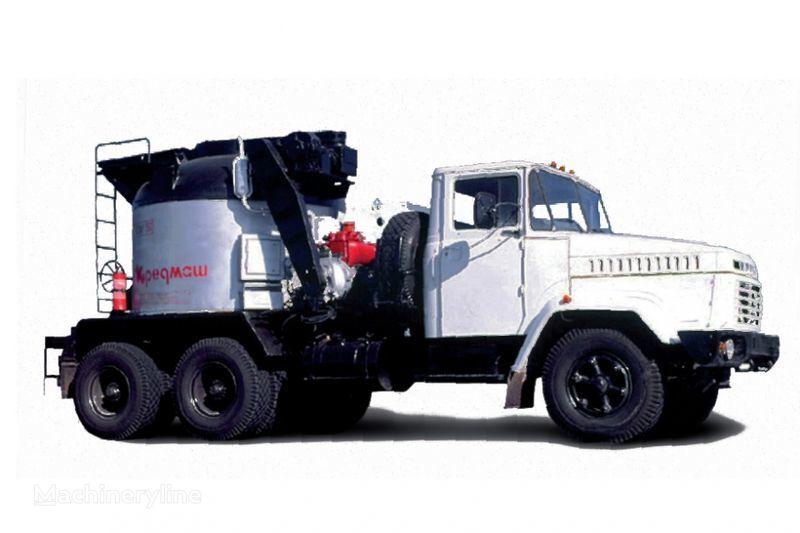 druga građevinska oprema KRAZ 65055 KDM 1502 Kotel dlya litogo asfalta