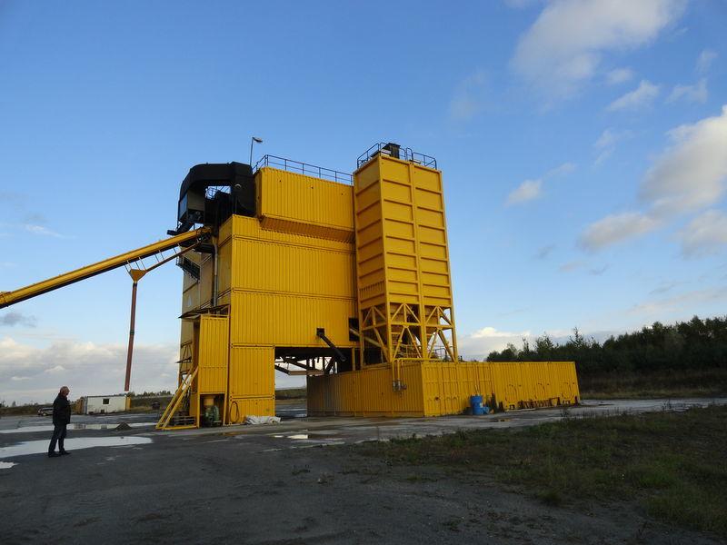 fabrika asfalta LINTEC CSD 3000