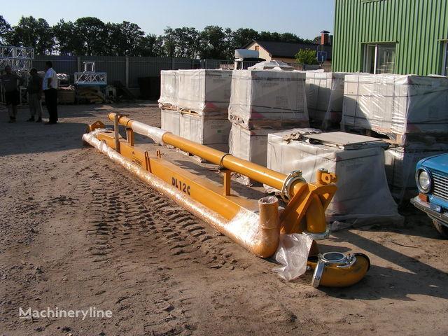 novi finišer za beton Strela dlya podachi betona (betonorazdatchik). Italiya