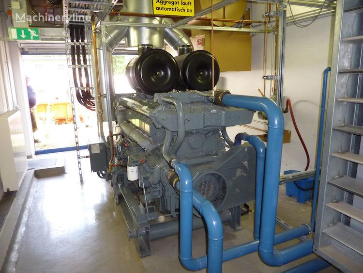 generator DEUTZ TBD616V12