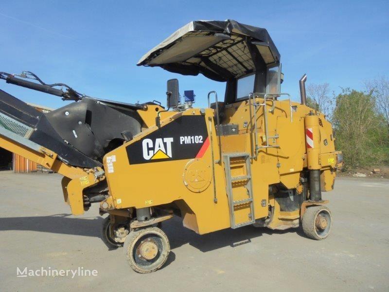 glodalica za asfalt CATERPILLAR PM102