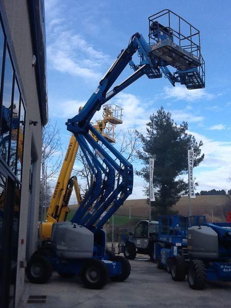 hidraulična zglobna platforma GENIE Z51/30JRT
