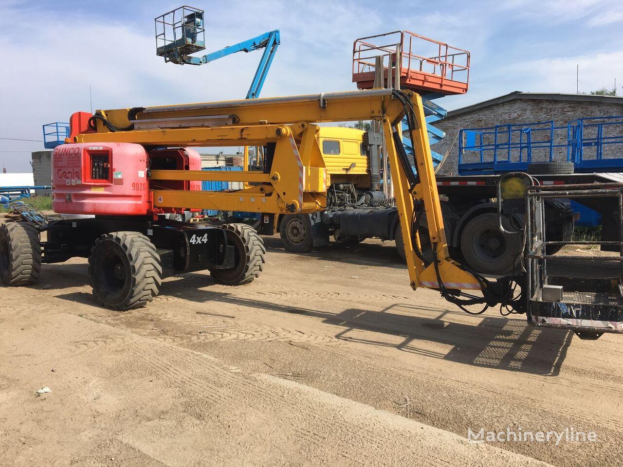 hidraulična zglobna platforma GENIE Z60/34 RT 4*4