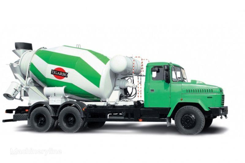 kamion s mešalicom za beton KRAZ 6233P4-TIP2