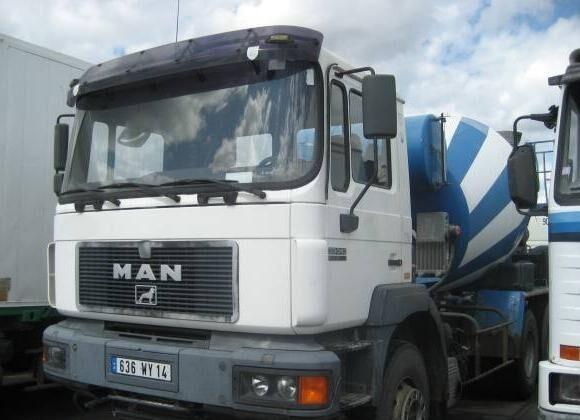 kamion s mešalicom za beton MAN Non spécifié