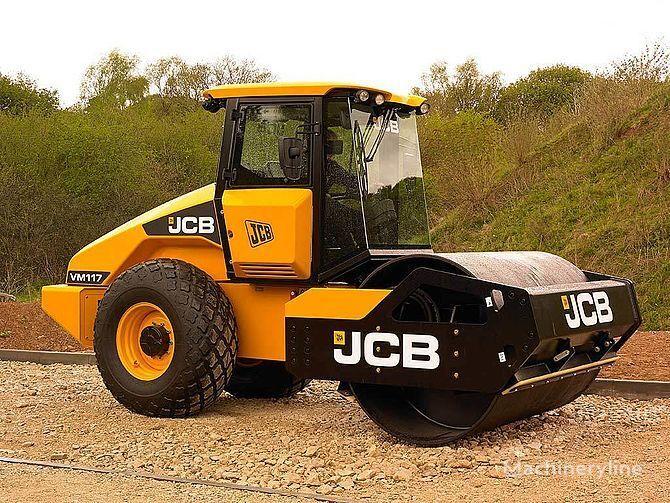 novi JCB VM 117D kompaktor s jednim valjkom