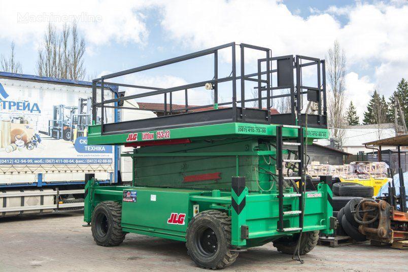 makazasta platforma JLG 153-22