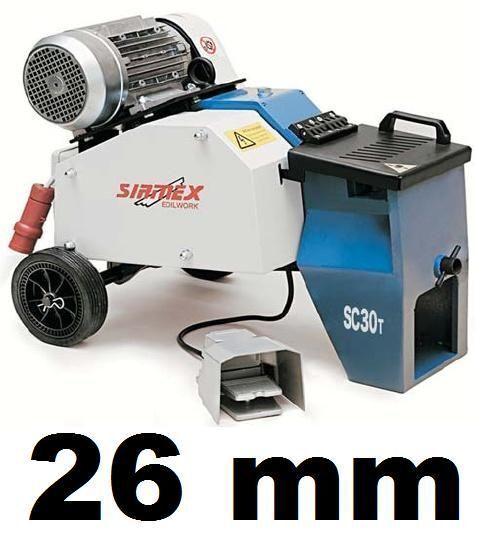 nova mašina za armaturu SIRMEX SC30 T