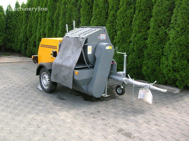 nova mašina za malterisanje PUTZMEISTER P-13 KA 139 EMR