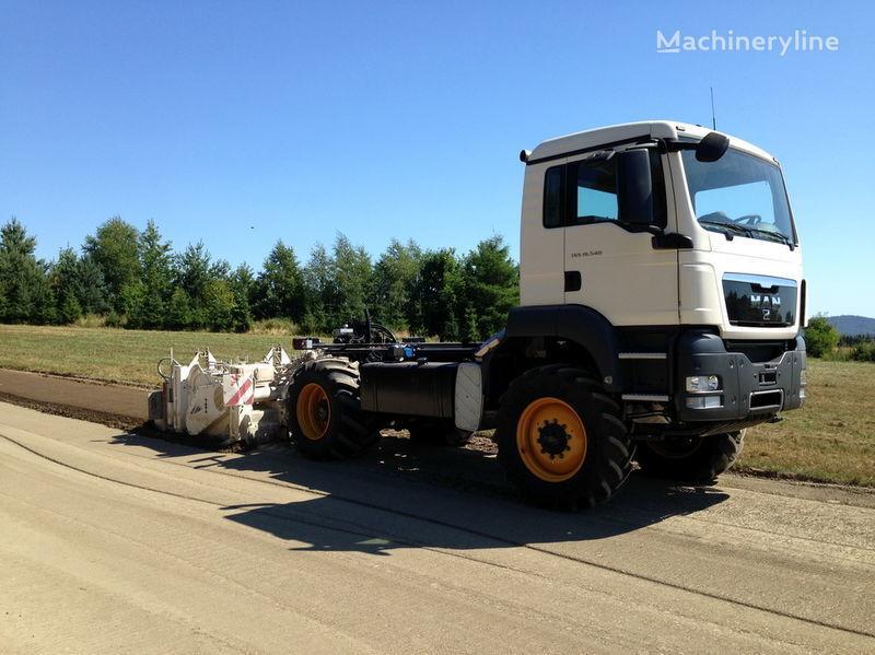 nova mašina za reciklažu asfalta MAN TGS 18.480 BB 4x4