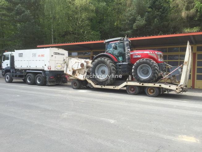 mašina za reciklažu asfalta WIRTGEN Streumaster SW16MC
