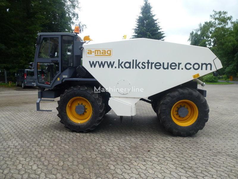 nova mašina za reciklažu asfalta amag spreader 4x4