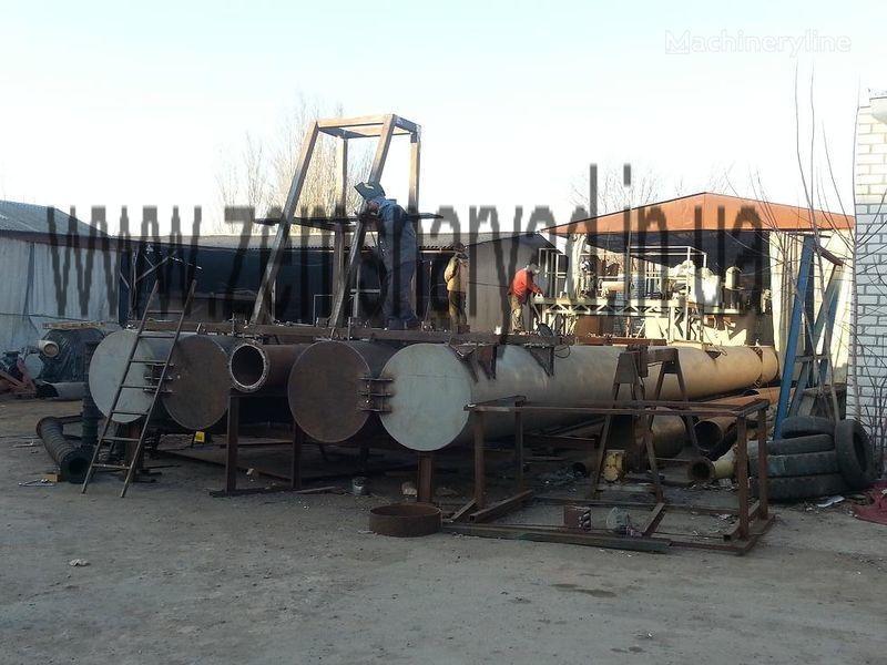 novi plovni bager NSS 2200/60-F