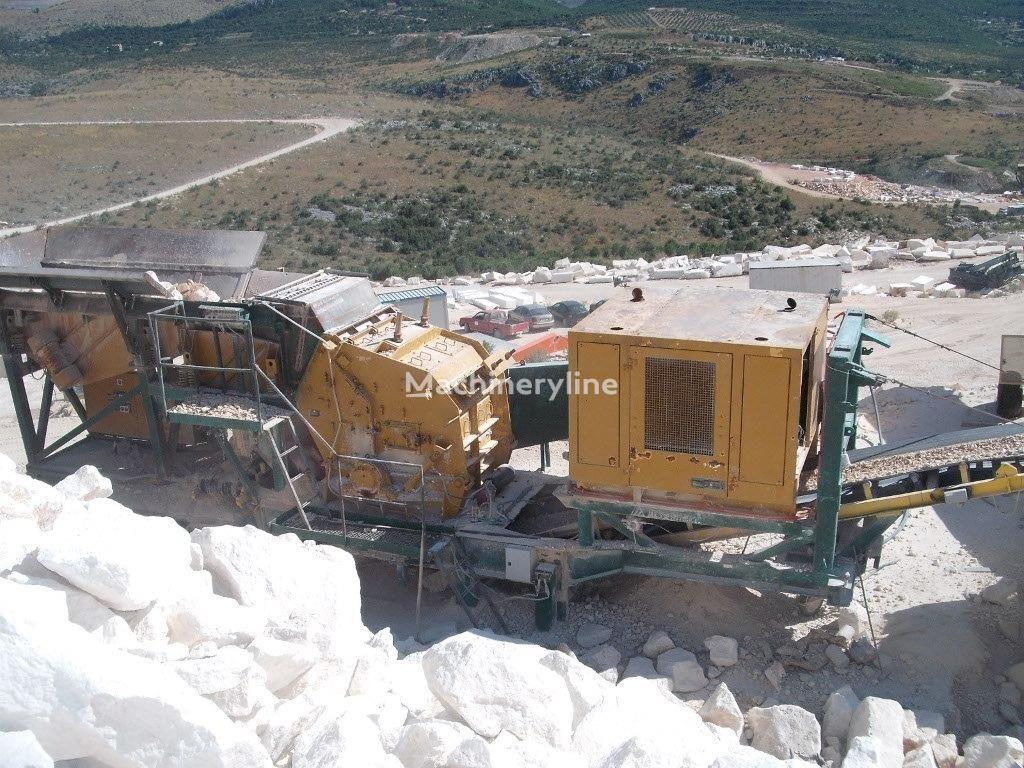 postrojenje za drobljenje MFL MFL RCI 130x100