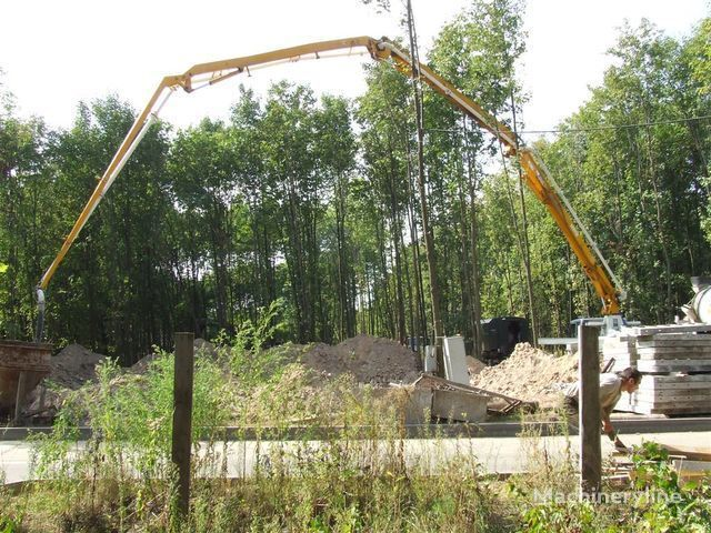 nova pumpa za beton