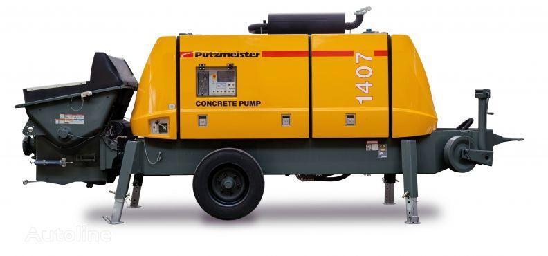 nova stacionarna betonska pumpa PUTZMEISTER BSA 1407 D