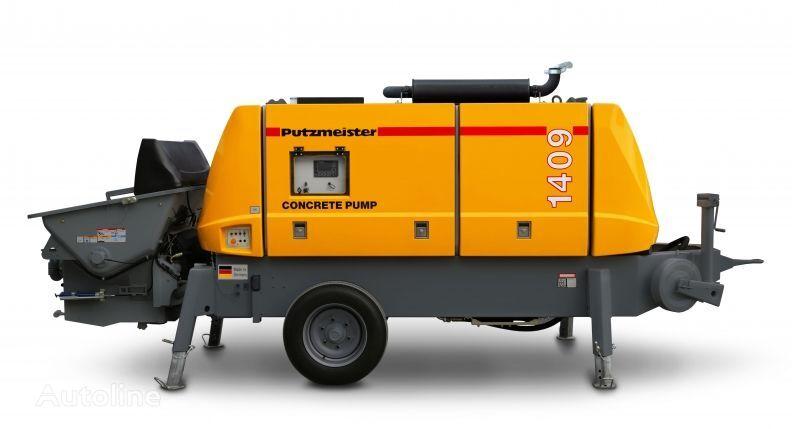 stacionarna betonska pumpa PUTZMEISTER BSA 1409 D