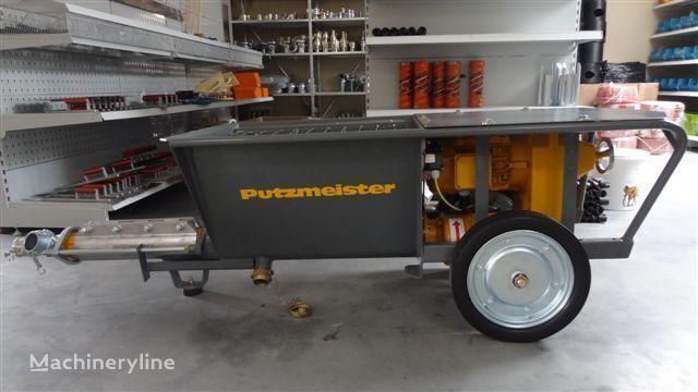 nova stacionarna betonska pumpa PUTZMEISTER S5 EV