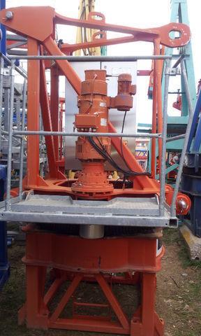 toranjski kran SAEZ 50 TL  4 tn opcion base y cabina