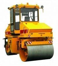 novi valjak za asfalt AMCODOR 6632