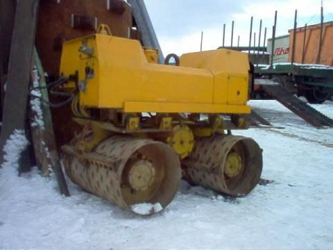 valjak za asfalt RAMMAX