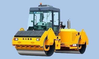 novi valjak za asfalt XCMG XD121