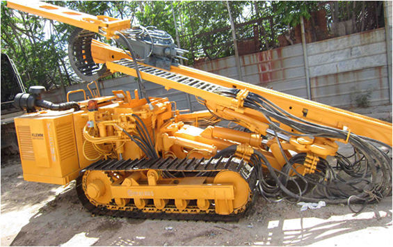 bušaće postrojenje KLEMM KR806D