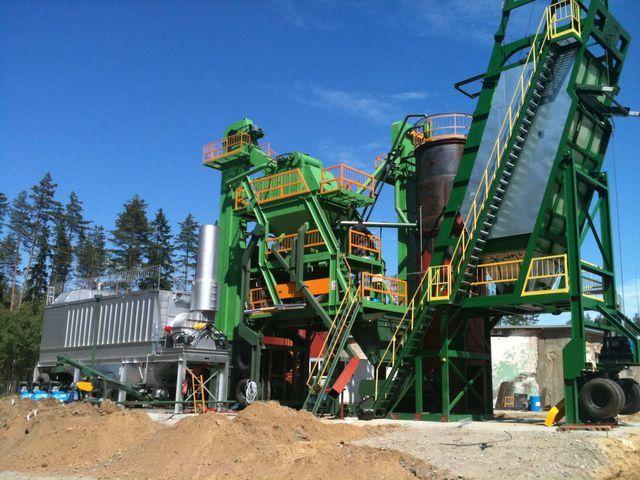 nova fabrika asfalta DMI DMAP MB 1300