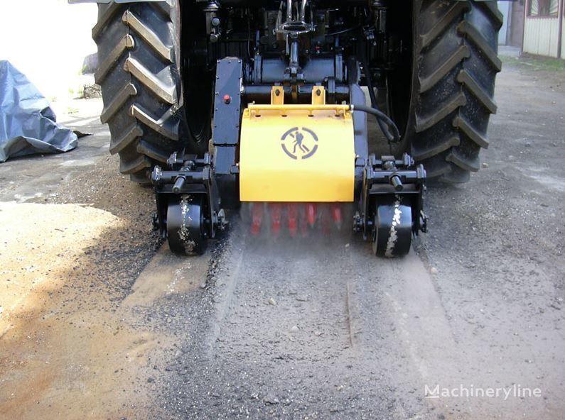 nova glodalica za asfalt DORELECTROMASH DEM 121