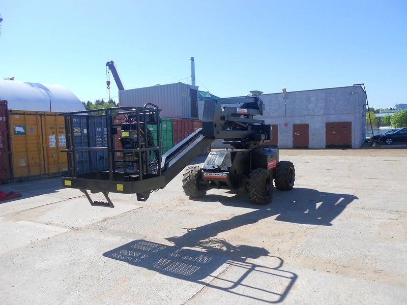 hidraulična zglobna platforma HAULOTTE 15 DX