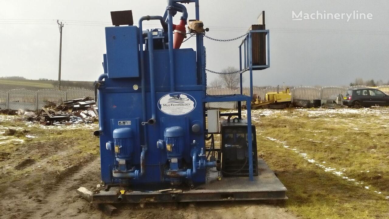 horizontalno bušeće postrojenje VERMEER  Mud technology MCS 80