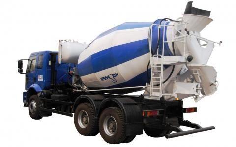 kamion s mešalicom za beton FORD CARGO 3430 D