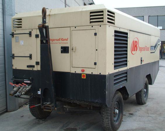kompresor INGERSOLL RAND 12/235 VHP825