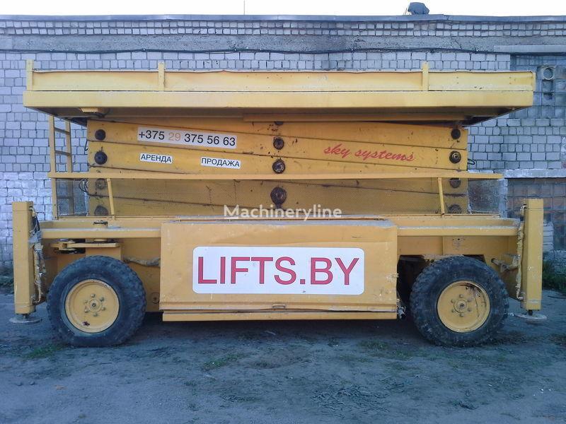 makazasta platforma LIFTLUX SL-205-25   22.5m  4*4