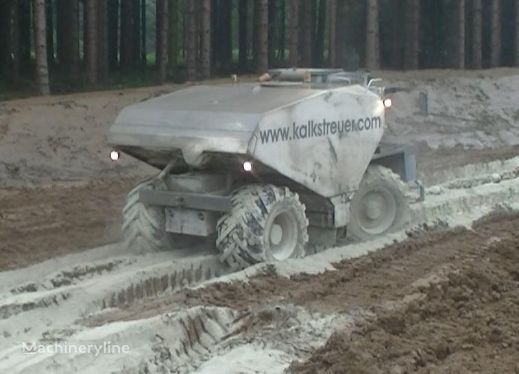 nova mašina za reciklažu asfalta