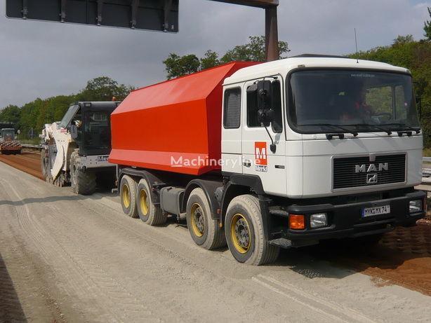mašina za reciklažu asfalta Amag hook lifter