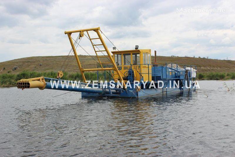 novi plovni bager NSS Zemsnaryad NSS 800/40-GR