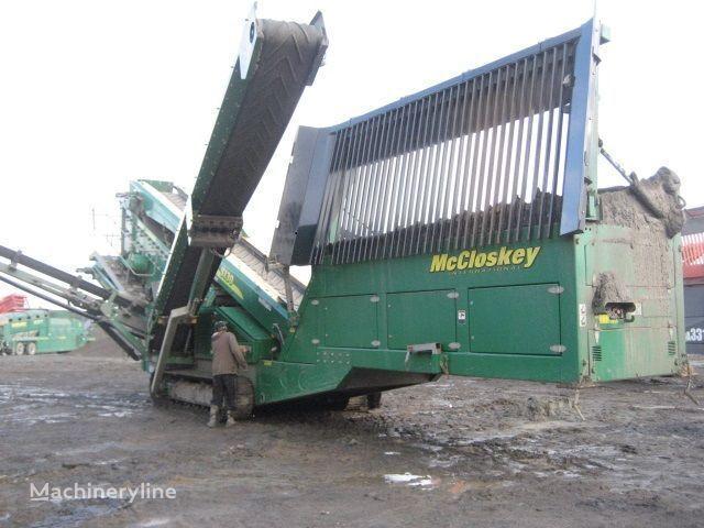 postrojenje za drobljenje McCLOSKEY S130 - 3 deck