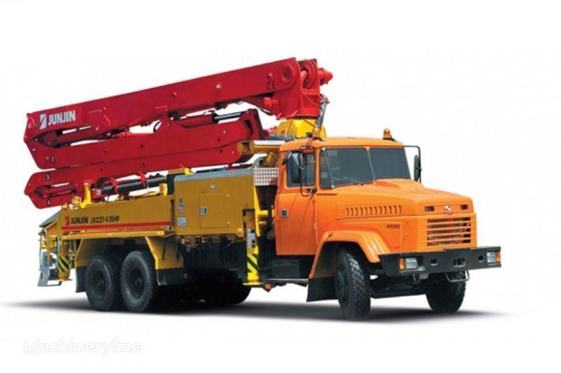 pumpa za beton KRAZ 65053 JXZ 37-4.16NR