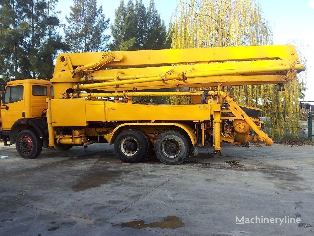 pumpa za beton MERCEDES-BENZ 1992, SCHWING 32XL